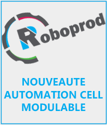 AUTOMATION CELL MODULABLE
